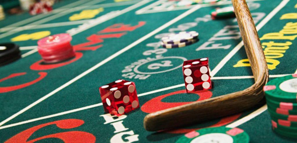 An online casino gaming website