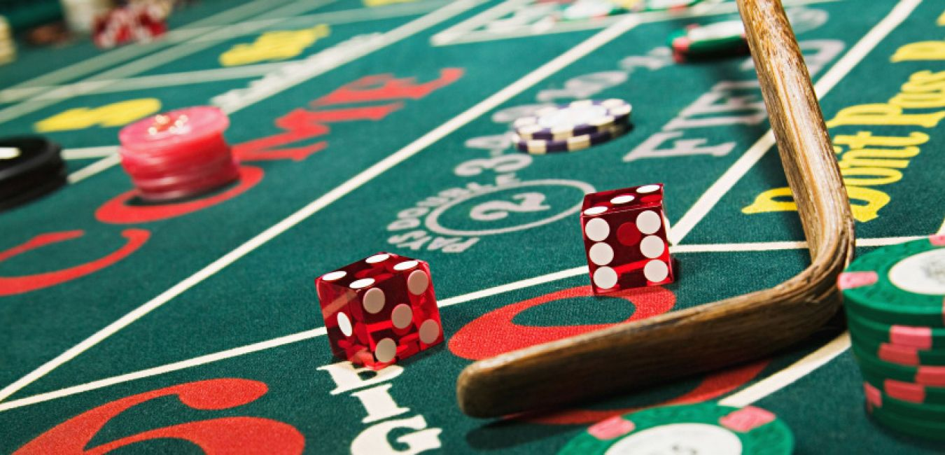 An online casino gaming website
